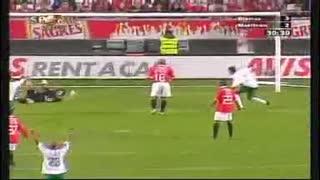 GOLO! Marítimo M., Mitchell aos 29', SL Benfica 3-2 Marítimo M.