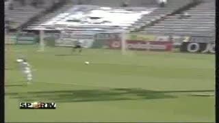 GOLO! FC Penafiel, Diallo aos 1', FC Penafiel 1-0 U. Leiria