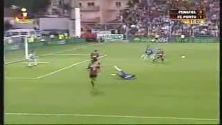 FC Porto, Jogada, Raul Meireles aos 50'