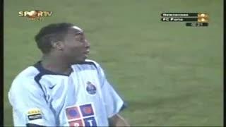 FC Porto, Jogada, McCarthy aos 2'