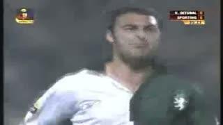 GOLO! Sporting CP, Carlos Martins aos 35', Vitória FC 0-1 Sporting CP