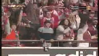 GOLO! SL Benfica, Nuno Gomes aos 77', SL Benfica 3-0 FC Penafiel
