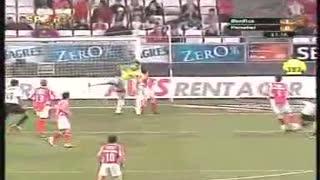 FC Penafiel, Jogada, Roberto aos 41'