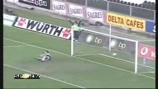 GOLO! Vitória SC, Wesley aos 65', Vitória SC 3-0 FC Penafiel