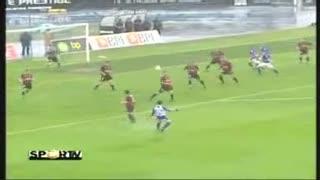 GOLO! Belenenses SAD, Rolando aos 35', Belenenses SAD 2-0 FC Penafiel