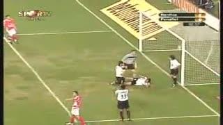 GOLO! SL Benfica, Roberto (p.b.) aos 62', SL Benfica 2-0 FC Penafiel