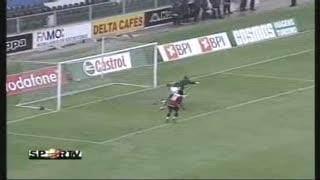 GOLO! FC Penafiel, Jorginho aos 71', Vitória SC 3-1 FC Penafiel