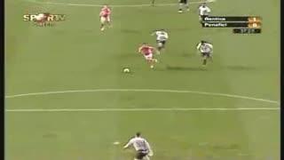 GOLO! SL Benfica, Geovanni aos 37', SL Benfica 1-0 FC Penafiel