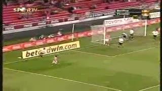 SL Benfica, Jogada, Robert aos 6'