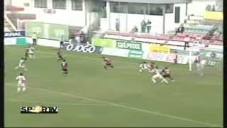 GOLO! E. Amadora, Nieto aos 82', E. Amadora 1-0 FC Penafiel