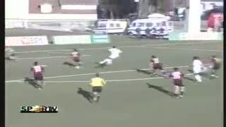 GOLO! Marítimo M., Kanu aos 16', FC Penafiel 0-1 Marítimo M.