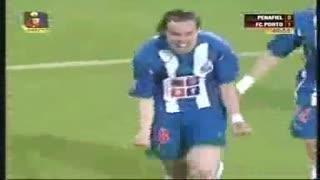 GOLO! FC Porto, Adriano aos 46', FC Penafiel 0-1 FC Porto