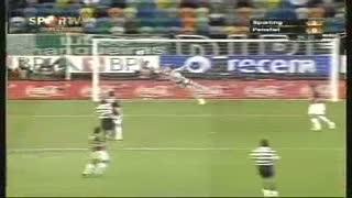 Sporting, golo J. Alves, 36 min, 2-0