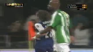 GOLO! FC Porto, Adriano aos 35', FC Porto 4-0 Vitória FC