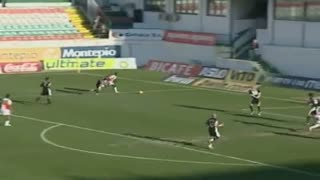 GOLO! E. Amadora, Jardel aos 43', E. Amadora 1-0 CD Nacional