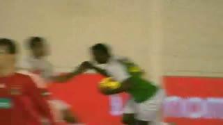GOLO! E. Amadora, Varela aos 28', E. Amadora 1-2 SL Benfica