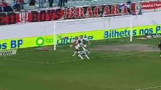 GOLO! E. Amadora, Jardel aos 31', E. Amadora 1-0 SC Braga
