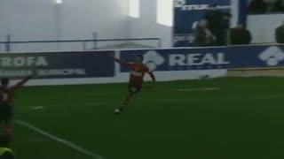 GOLO! CD Trofense, Reguila aos 6', CD Trofense 1-0 FC P.Ferreira