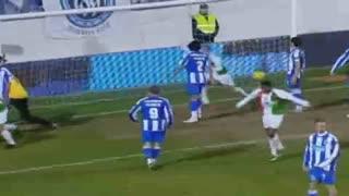GOLO! E. Amadora, Vidigal aos 61', E. Amadora 2-2 FC Porto