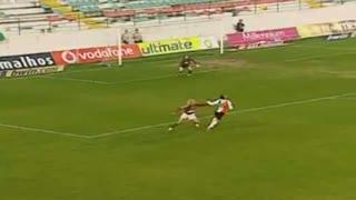 GOLO! E. Amadora, Rui Varela aos 85', E. Amadora 2-0 Rio Ave FC