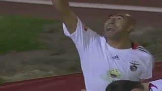 GOLO! SL Benfica, Luisão aos 66', Marítimo M. 0-3 SL Benfica
