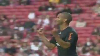 GOLO! CD Trofense, Valdomiro aos 30', SL Benfica 0-1 CD Trofense