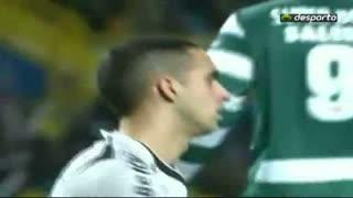 Sporting CP, Jogada, Miguel Veloso aos 37'