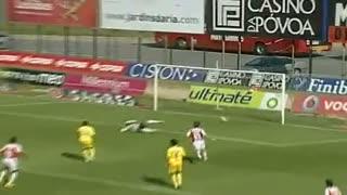 GOLO! Leixões SC, Pouga aos 48', Leixões SC 2-0 FC P.Ferreira