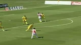 GOLO! Leixões SC, Zé Manel aos 2', Leixões SC 1-0 FC P.Ferreira