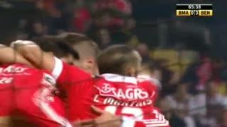 GOLO! SL Benfica, Saviola aos 65', Beira Mar 0-3 SL Benfica