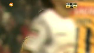 GOLO! SL Benfica, Cardozo aos 92', U. Leiria 0-3 SL Benfica