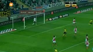 GOLO! Beira Mar, Artur aos 42', Beira Mar 1-1 SC Braga