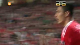 GOLO! SL Benfica, Cardozo aos 48', SL Benfica 3-0 Beira Mar