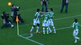 GOLO! Rio Ave FC, Yazalde aos 77', Rio Ave FC 3-0 Beira Mar