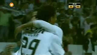 GOLO! Vitória SC, Edgar aos 30', Vitória SC 1-0 SC Braga