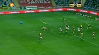 SC Braga, Jogada, Lima aos 3'