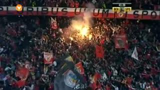GOLO! SL Benfica, Javi Garcia aos 41', SL Benfica 1-0 Sporting CP