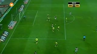 SC Braga, Jogada, Rivera aos 57'