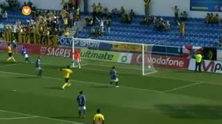 GOLO! Beira Mar, Zhang aos 12', CD Feirense 0-1 Beira Mar