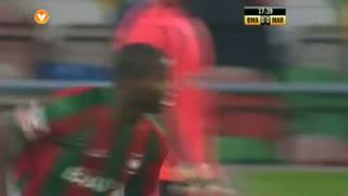 GOLO! Marítimo M., Sami aos 17', Beira Mar 0-1 Marítimo M.