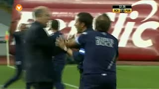 GOLO! FC Porto, James aos 32', A. Académica 0-2 FC Porto