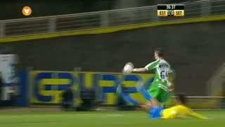 Vitória FC, Jogada, Cristiano aos 36'