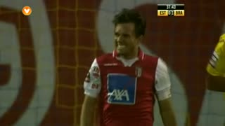 SC Braga, Jogada, Hugo Viana aos 37'