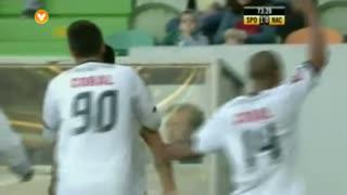 GOLO! CD Nacional, Candeias aos 73', Sporting CP 1-1 CD Nacional