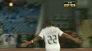 GOLO! Vitória SC, Soudani aos 67', A. Académica 1-1 Vitória SC