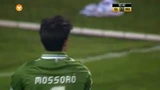 SC Braga, Jogada, Mossoró aos 63'