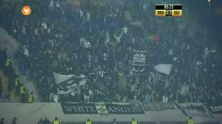 GOLO! Vitória SC, Soudani aos 86', SC Braga 3-2 Vitória SC