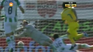FC P.Ferreira, Jogada, Josue aos 3'