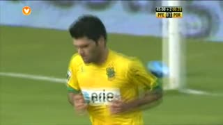 FC P.Ferreira, Jogada, Vítor aos 45'