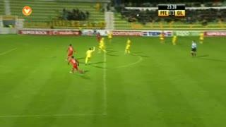 GOLO! Gil Vicente FC, Hugo Vieira aos 24', FC P.Ferreira 1-1 Gil Vicente FC